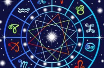 Обозначение гороскопа жизни